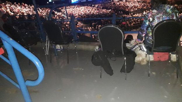 Birmingham Arena staff 'isolate' disabled teen and dog-2
